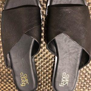 Franco Sarto Shoes - Franco Sarto Riviera Slip on Sandals